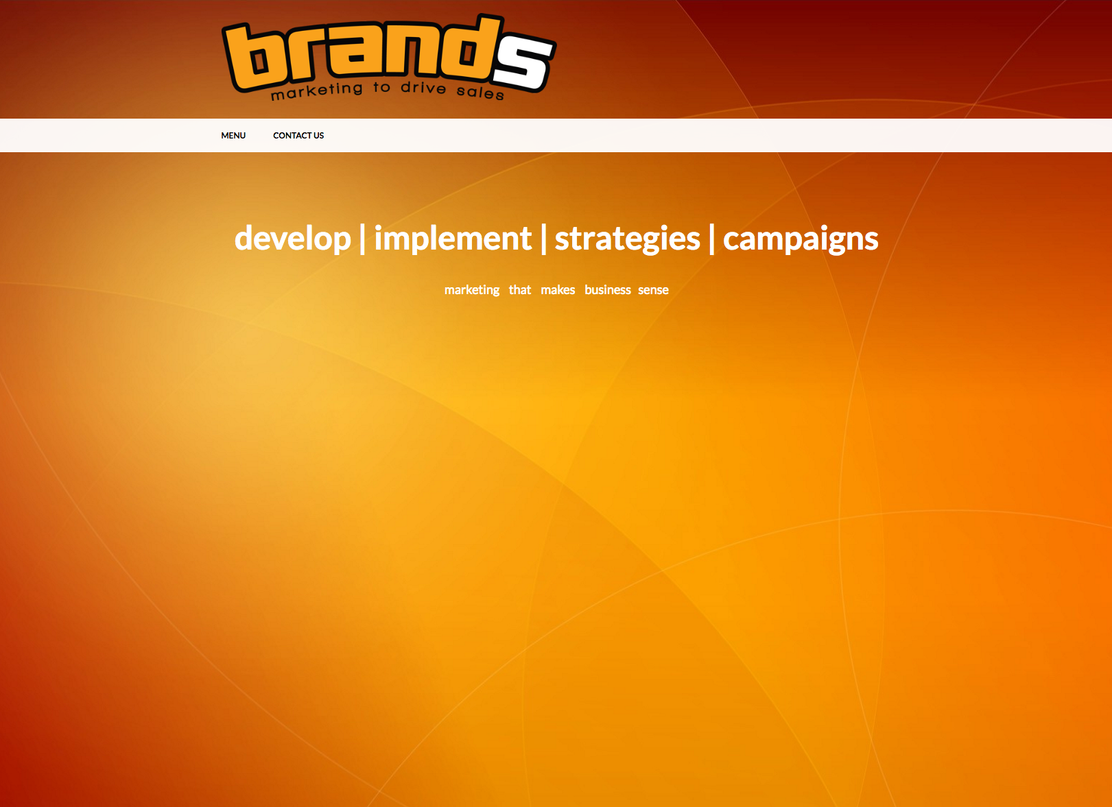 Brands Marketing Website